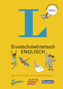 Schulwörterbuch. Grundschulenglisch: Englisch - Deutsch