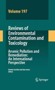 Reviews of Environmental Contamination Volume 197