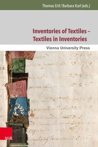 Inventories of Textiles - Textiles in Inventories