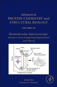 Biomolecular Spectroscopy: Advances from Integrating Experiments