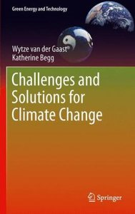 Challenges and Solutions for Climate Change