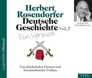 Deutsche Geschichte - Von plänkelnden Fürsten und herannahenden