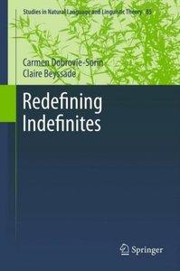 Redefining Indefinites