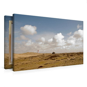 Premium Textil-Leinwand 75 cm x 50 cm quer Weites Land