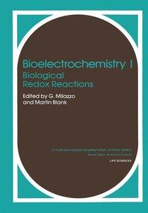 Bioelectrochemistry I