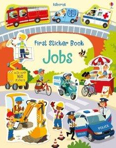 First Sticker Book Jobs