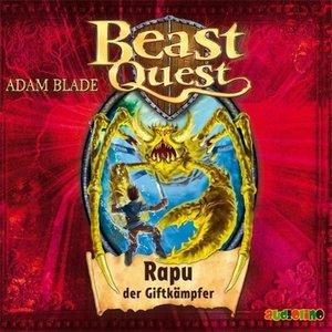 Beast Quest: Rapu der Giftkämpfer