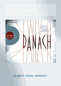 Zan, K: Danach (DAISY Edition)/MP3-CD