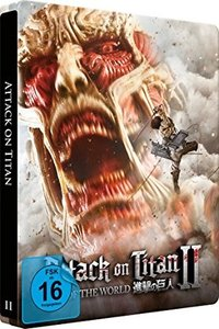 Attack on Titan II - End of the World - Blu-ray - Limited Editio