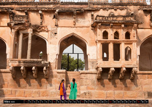 Hampi - Indien