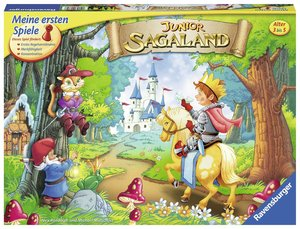 Sagaland Junior (Kinderspiel)