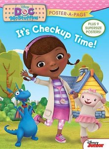 Disney Junior Doc McStuffins: It\'s Checkup Time! Poster-A-Page