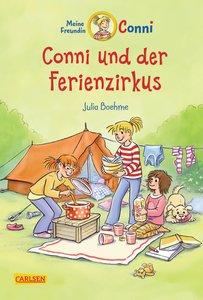 Conni-Erzählbände, Band 19: Conni und der Ferienzirkus (farbig i