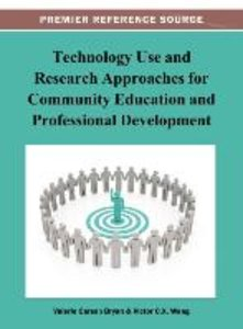 Technology Use and Research Approaches for Community Education a
