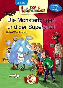 Lesepiraten - Die Monsterfänger und der Superknall