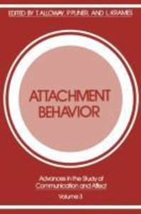 Attachment Behavior