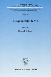 Ius quaesitum tertio