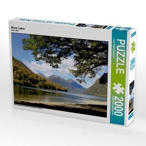 Mirror Lakes 2000 Teile Puzzle quer