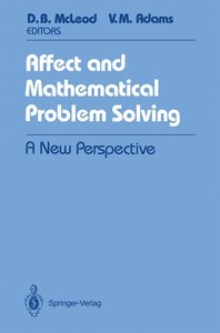 Affect and Mathematical Problem Solving