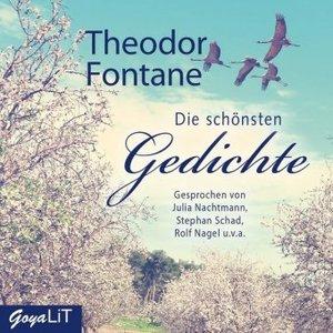 Die schönsten Gedichte, 1 Audio-CD