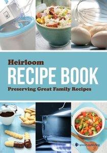 Heirloom Recipe Book