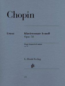 Klaviersonate h-moll op. 58