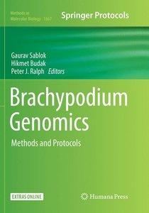Brachypodium Genomics: Methods and Protocols