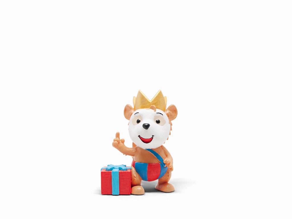 01-0024 Tonie-Bobo Siebenschläfer - Bobo feiert Kindergeburtstag - zum Schließen ins Bild klicken