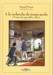 Marcel Proust, À la recherche du temps perdu - A l\' ombre des j