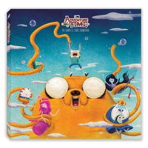 Adventure Time: Complete Series (Limited 180g 4LP+CD)