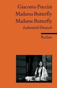 Madama Butterfly /Madame Butterfly