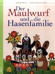 Der Maulwurf und die Hasenfamilie