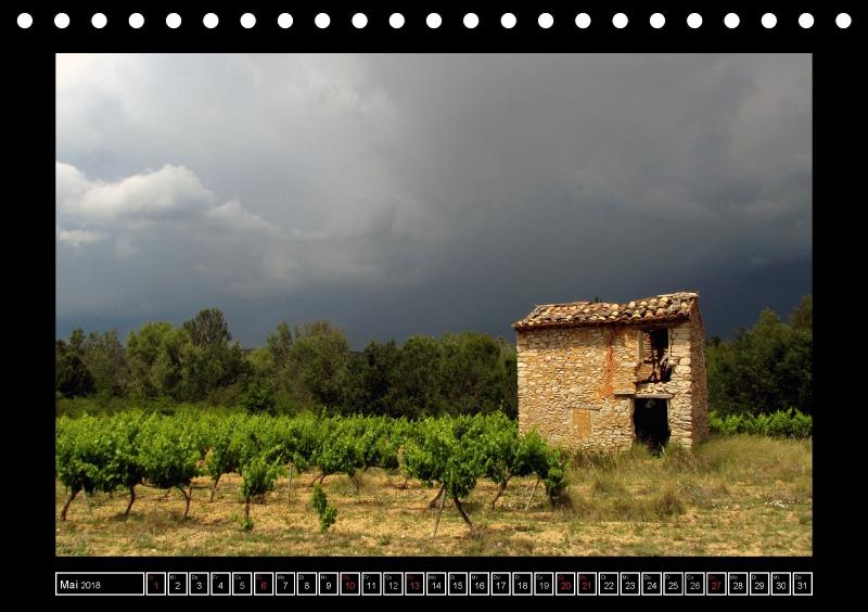Romantisches Fernweh - Provence - zum Schließen ins Bild klicken