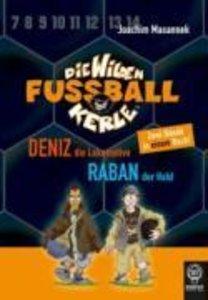 Die Wilden Fußballkerle. Doppelband 3