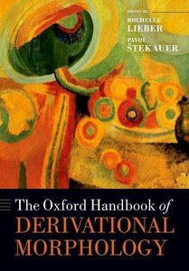 OXFORD HANDBK OF DERIVATIONAL
