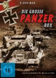 Die Grosse Panzer Box (6 DVDs)