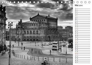 Dresden Faszination Schwarz Weiss
