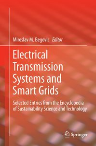 Electrical Transmission Systems and Smart Grids