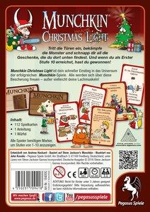 Munchkin Christmas Light (deutsche Ausgabe)