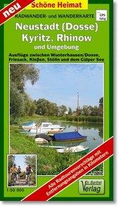 Neustadt (Dosse), Rhinow, Kyritz, Wusterhausen und Umgebung