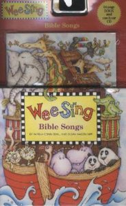 Wee Sing - Bible Songs, w. Audio-CD