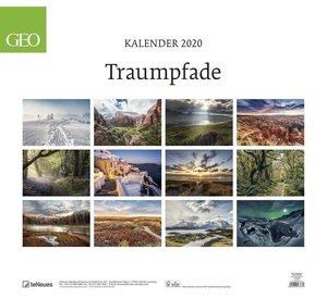 GEO Klassiker: Traumpfade 2020