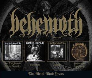 The Metal Mind Years (4CD Box)