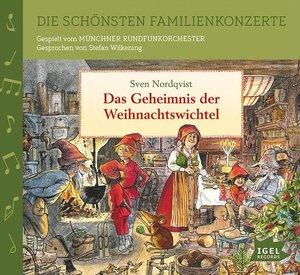 Die schönsten Familienkonzerte. Das Geheimnis der Weihnachtswich
