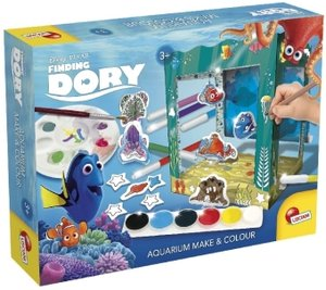 Finding Dory, Aquarium Make & Colour