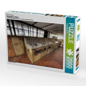 Ein Motiv aus dem Kalender Vergangene Zeiten 2000 Teile Puzzle q