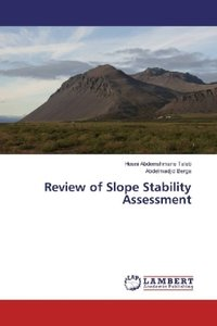 Review of Slope Stability Assessment