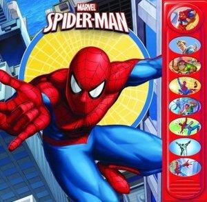 Spiderman 8-Button-Soundbuch