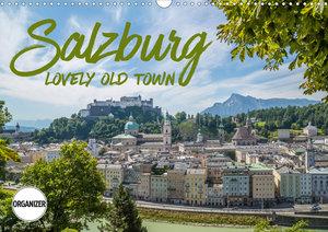 SALZBURG Lovely Old Town