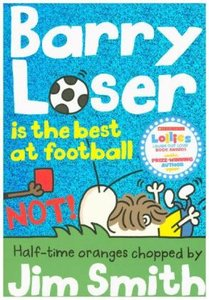 Barry Loser is the Best at Football (Not!)